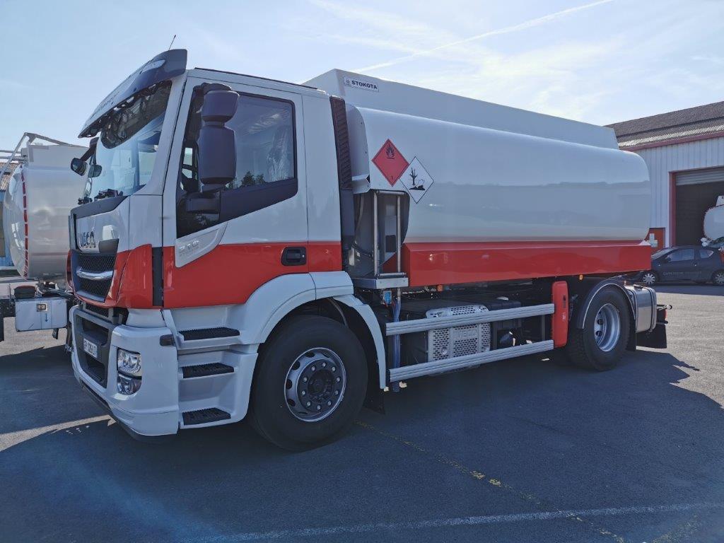 Fuel tank trucks