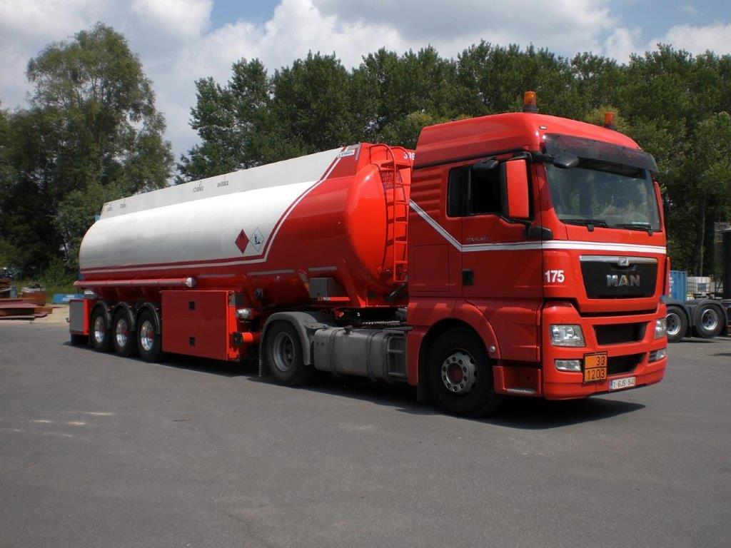 Fuel semi-trailers